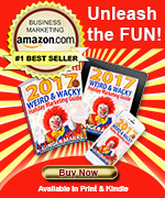Weird & Wacky Holiday Marketing Guide