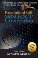 Presentational Skills for the Next Generation book by Ginger Marks