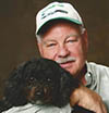Wayne MacDowell with Pepper