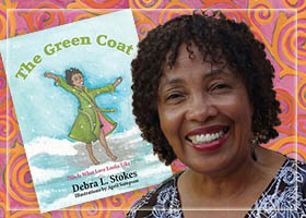 The Green Coat  by Author Debra L. Stokes