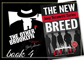 Book 4 Joey Toranetti Series, The New Breed by Bob Ieva