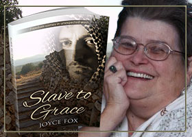 Slave to Grace by Joyce Fox