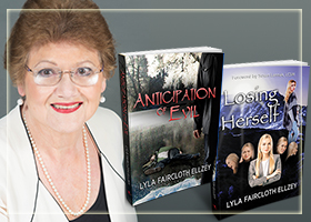 Anticipation of Evil by author Lyla Faircloth Ellzey