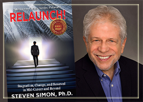 Relaunch by Steven Simon, PhD
