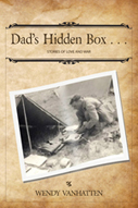 Dad's Hidden box book by Wendy VanHatten